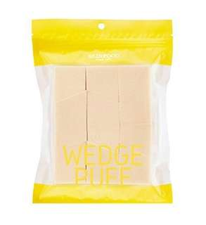 🆓📫 Skinfood Wedge Puff Sponge Jumbo Size