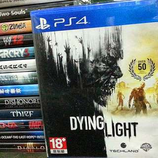 [NEW NOT USED] PS4 Dying Light SONY Warner Home Video Action Games