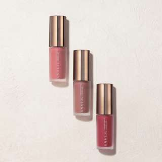 ALL 3 SHADES Lunasol Creamy Matte Liquid Lips lipstick gloss
