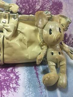 Authentic REPRICED Samantha Thavasa Handbag from Japan