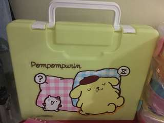 A4 Tuition Box (Pompom)