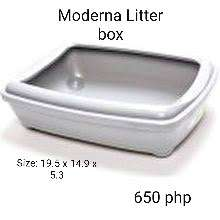 Moderna Litter box