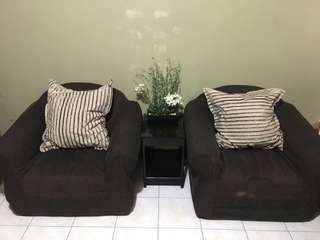 Sofa Chair SET with seat cover