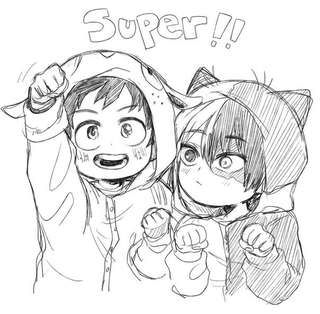 Cospartner / friend