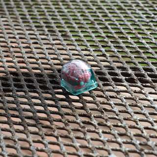 [ARTISAN KEYCAP] KachaKey's Brain Freeze