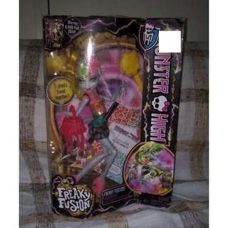 MONSTER HIGH Freaky Fusion Fusions Lagoonafire Doll