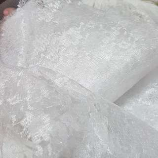 Cloth/Fabric Material - lace/satin/mesh
