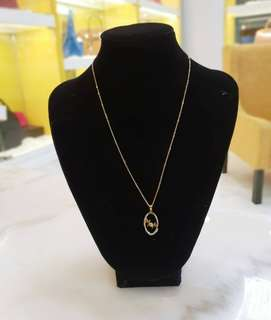 18K Italy Gold Necklace ❤MARK DOWN SALE P26k ONLY❤ ✖✖P29k✖✖ 18K Italy gold , 18 inches chain 3.6grams Swipe for detailed pics