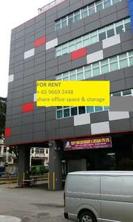 Co-share office for rent
