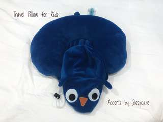 Accents Travel Pillow for Kids (Authentic)