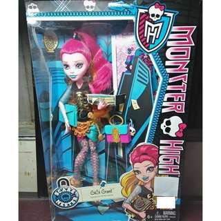 MONSTER HIGH Scaremester Wave 2 Gigi Grant Doll
