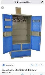 plastic cabinet