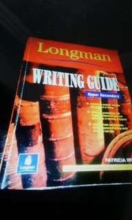 Writing guide for upper secondary