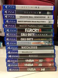 FOR SALE OLD GAMES‼️