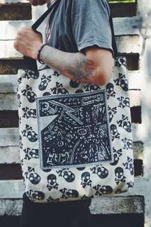 Tote Bag 'Odd' (2A series - limited item)