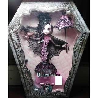 MONSTER HIGH Draculaura Adult Collector Doll