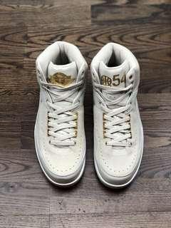 """Air Jordan 2 Retro """"Quai 54"""""""