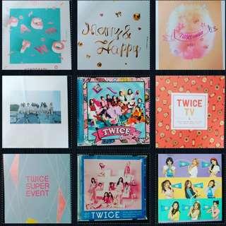 Twice CD+淨專