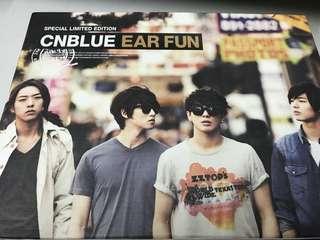 Cnblue EarFun 限量版 容和