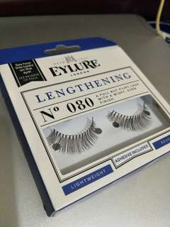 Lengthening lashes