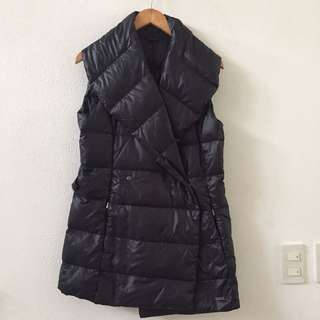 Winter Puffer Sleeveless Vest