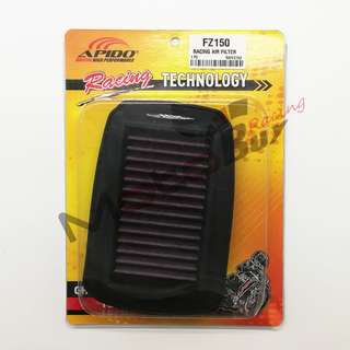 YAMAHA FZ150i APIDO HIGH PERFORMANCE RACING AIR FILTER