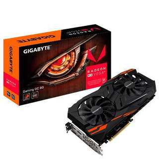 Gigabyte Vega 64 gaming oc
