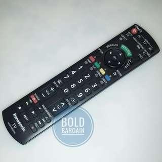 Authentic Panasonic TV Remote Control Unit N2QAYB00339