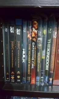 Blu-rays ($10-$20)