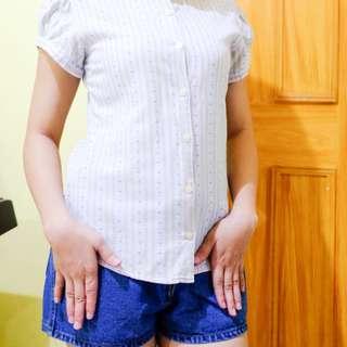 wrangler blouse
