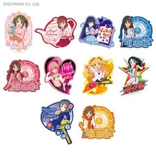 [PO] THE IDOLM@STER Cinderella Girls - Travel Sticker
