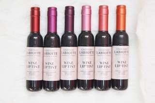 Labiotte wine lip tint 7g