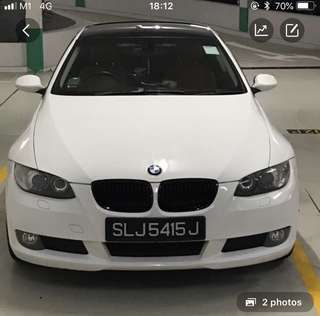 Bmw for rent-Hari Raya Special