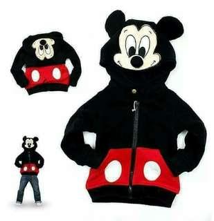 Mickey and Minnie jacket