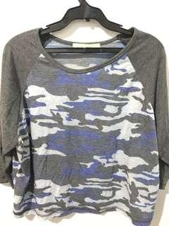 crop top shirt