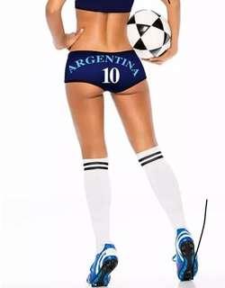 Argentina Booty shorts