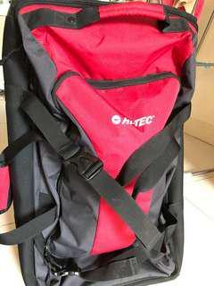 HiTec Travel Trolley