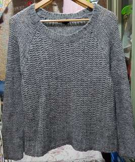 Gap knitted pull over