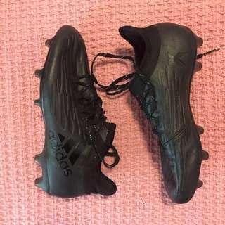 Adidas Black Soccer Boots AU 7