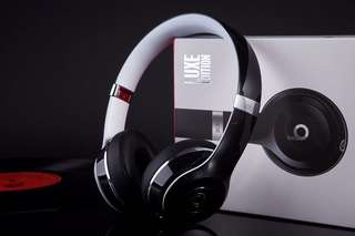 Beats Solo 2 Luxe Edition By Dr. Dre ( 100% Authentic )