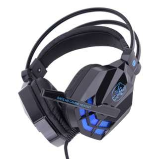 (911)Gaming Headsets Wired Noise Cancelling Headphone