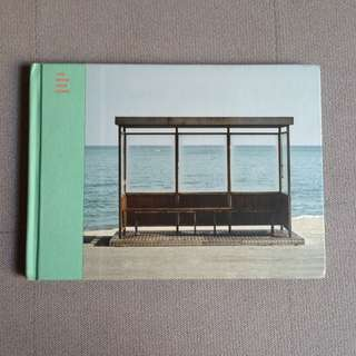 BTS YNWA ALBUM (Left Ver.)