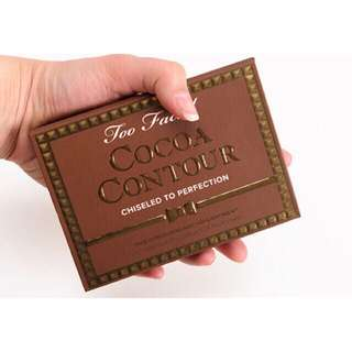 Cocoa Contour & Highlighting Palette