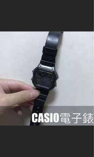 🚚 CASIO  WR100M 電子錶 當兵手錶