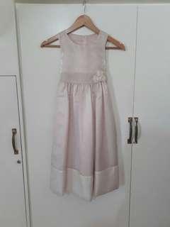 Blush Party Dress