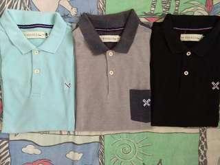 Branded Regatta Polo shirt (350 each)
