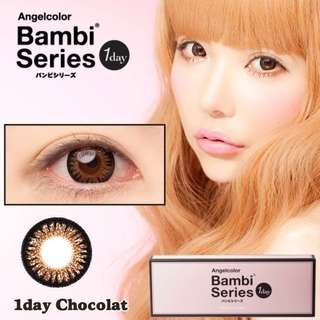 Angelcolor Bambi Series 1 day -6.5 (Chocolate)