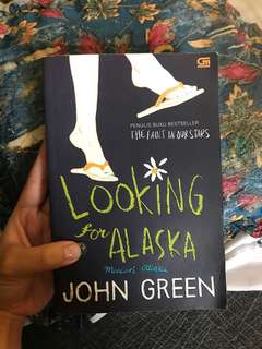 Looking For Alaska John Green Buku Novel