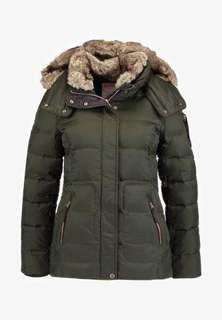 Winter Hooded Long Down Jacket (Esprit)