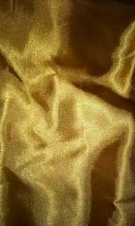 Pashmina Satin Gold